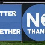 Более 60% шотландцев проголосовали против отделения от Великобритании