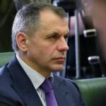 Главой государственного совета Крыма избран Владимир Константинов