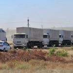 Россия готовит четвертый гуманитарный конвой для юго-востока Украины