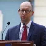Яценюк: у Украины мало шансов получить контроль над Крымом, пока Путин президент РФ