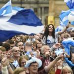 #the45: Сторонники независимости Шотландии начали новую кампанию за выход из состава Великобритании