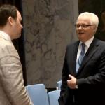 Виталий Чуркин рассказал о том, что происходит «за занавесом» Совбеза ООН