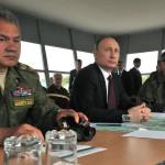Владимир Путин распорядился проверить боеготовность всех войск Восточного военного округа