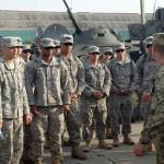 Украина и США начинают сегодня совместные военные учения