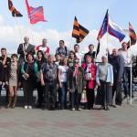 В Екатеринбурге прошла акция в поддержку укрепления суверенитета России