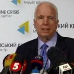 Американский сенатор Маккейн: На Россию необходимо наложить по-настоящему сокрушительные санкции
