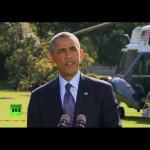 Барак Обама: США продолжат борьбу с правительством Асада