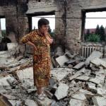 В Донецке продолжают гибнуть мирные жители