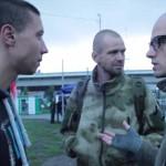 Ополченцы Новороссии против московских чиновников