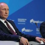 Владимир Путин: США производят главный продукт — доллары. Мы доллары не производим
