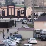 Взрыв в Грозном: полицейские приняли удар на себя