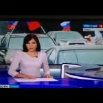 Сюжет «Вестей» об акции НОД: прорыв инфоблокады