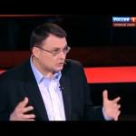 Вечер с Владимиром Соловьёвым (09.10.2014) с участием Евгения Федорова