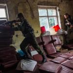 В Донецке погиб сотрудник Красного Креста, продолжаются бои за аэропорт