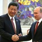 Путин: Россия и Китай выступают со схожих позиций по международным вопросам