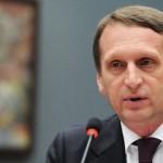 Нарышкин предложил европейцам изгнать США из НАТО