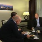 Глава России Владимир Путин в преддверии саммита G20 в Брисбене дал большое интервью журналистам ТАСС