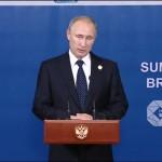 Пресс-конференция Владимира Путина на саммите G20