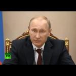 Владимир Путин: «Цветные революции» — урок для России, власти сделают всё, чтобы не допустить их