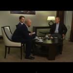 Владимир Путин ответил на вопросы журналиста российского информационного агентства ТАСС Андрея Ванденко