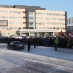 Активисты НОД-Екатеринбург приняли участие в митинге, посвященному Дню неизвестного солдата