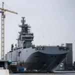 Россия попросила Францию объяснить срыв поставки «Мистраля»