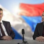 Игорь Стрелков. Кто стреляет по Донбассу. Интервью с делегацией из Сербии