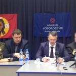 Конференция Общественного Движения «Новороссия» Игоря Стрелкова 24 января 2015 года