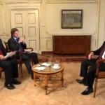 Владимир Путин и Евгений Фёдоров. Коротко о СМИ