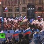 Очередной ролик Шеремета про НОД: Перебьёт ли путинский «Антимайдан» госпереворот в России?