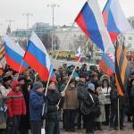 Автопробегом, пикетом и митингом по «пятой колонне» – серия мероприятий НОД — Екатеринбург