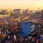 В Москве прошёл концерт в честь годовщины воссоединения Крыма с Россией