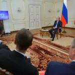 В.В.Путин. Встреча с интернет-предпринимателями 27.03.2015
