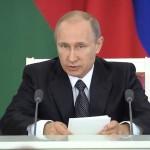 Заявление Владимира Путина и Александра Лукашенко по итогам встречи в Москве