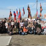 «Да – Владимиру Путину! Нет – «пятой колонне»!» – под таким лозунгом в воскресенье прошел митинг в Первоуральске