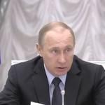 Владимир Путин: контроль за социально-экономическим развитием Российской Федерации 07.05.2015
