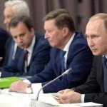 Владимир Путин провел в Нижнем Тагиле заседание госсовета по импортозамещению