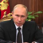 Владимир Путин: Террористов, причастных к взрыву А321, найдут в любой точке планеты