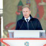 Владимир Путин: Россия обеспечит высокий уровень организации ЧМ-2018