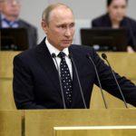 Путин подвел итоги года на встрече с правительством России